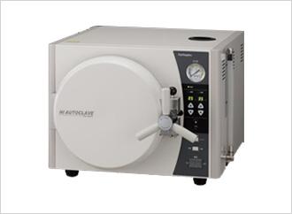 全⾃動⾼圧蒸気滅菌器